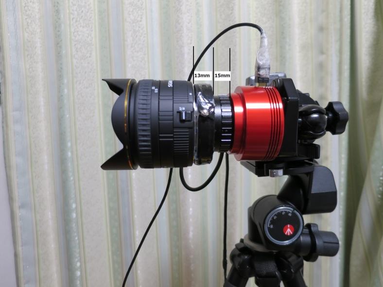 Sigma FishEye 15mm